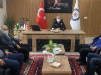 Ak Parti Akhisar'dan polis haftası ziyaretleri