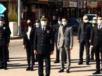 176. Polis Haftası sade bir törenle kutlandı