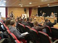 Belediyede yeni encümen üyeleri göreve başladı