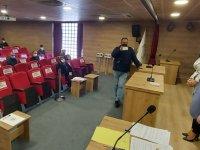 Lokantacılar Odası Ustalık ve Kalfalık sınavı yaptı