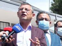 CHP'li Özel, Soma Davasını değerlendirdi