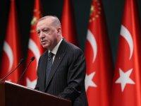 Cumhurbaşkanı Ramazan ayındaki 2 hafta uygulanacak kısmi kısıtlamayı açıkladı