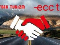 Aybek Turizm ve ECC Tur işbirliği
