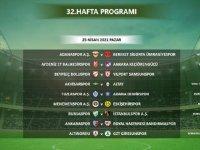 Spor Toto 1'inci Lig'de tüm maçlar aynı gün ve saatte oynanacak