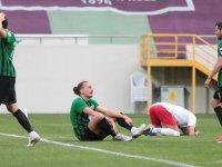Akhisarspor'da umutlar tükendi 1-1
