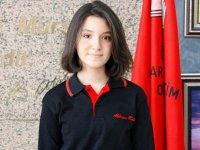 Akhisar Kolejinden Türkiye ikinciliği