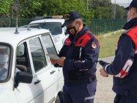Akhisar Jandarma'dan Trafik Haftası etkinliği