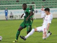 Akhisarspor, sezonun son maçını berabere kapattı