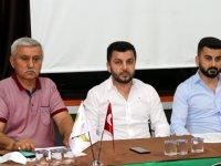 Akhisarspor başkanı Evren Özbey'den çarpıcı açıklamalar
