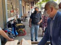 Milletvekili Bakırlıoğlu, marangoz ve mobilya sektörü zorda