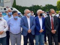 Bakırlıoğlu'ndan JES protestosuna destek