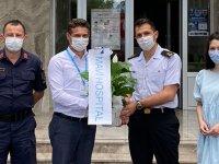 Mavi Hospital, Jandarmayı da unutmadı