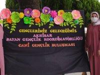"""Akhisar'da """"Gençlik Buluşması"""" programı düzenlendi"""
