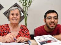 Manisalı 80 yaşındaki Süper anneanne