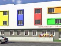 Akhisar'a yeni bir Aile Sağlığı Merkezi ve Mahalle Kreşi yapılıyor