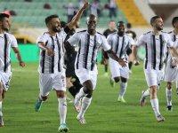 Manisa FK, Akhisar'da galibiyetle başladı