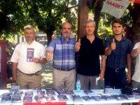 """Saadet Partisi """"Geçim İttifakı""""  basın açıklaması"""