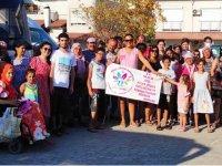 Gülenyüzler Rehabilitasyon Merkezi tatilde