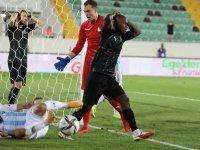 Manisa FK: 0 BB Erzurumspor: 1