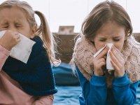 Çocuğunuz Covid mi grip mi?