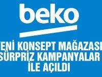 BEKO, yeni konsept mağazası sürpriz kampanyalar ile açıldı