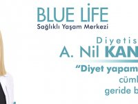 Diyetisyen A. Nil Kanat Blue Life Sağlıklı Yaşam Merkezi'nde