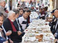 Başkan Besim Dutlulu esnaf buluşmalarına devam ediyor