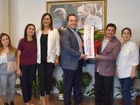 Gülenyüzler Rehabilitasyon Merkezi Dutlulu'yu ziyaret etti