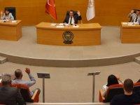 Akhisar Belediyesi Ekim ayı olağan meclis toplantısı yapıldı