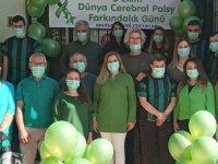 6 Ekim Dünya Cerebral Palsy Günü'nde farkındalık