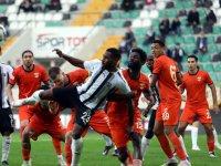 Manisa FK, Adanaspor'a teslim oldu 0-3