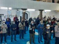 Akhisar'da Mevlid Kandili dualarla idrak edildi