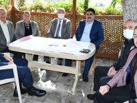 Başmüfettiş Pınar'dan pilav hayrı