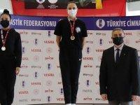 Akhisarlı Nil Deniz, Türkiye Şampiyonu oldu