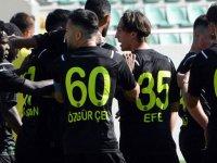 Manisa FK, 1-0 ile turladı