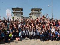 300 Öğrenci Cumhuriyet Kupası için koştu