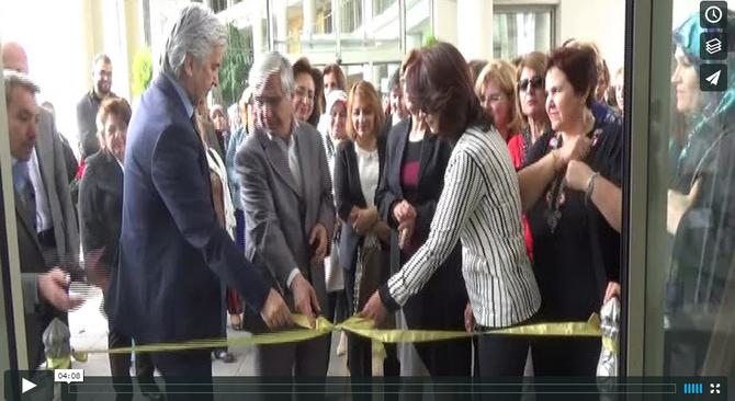 Akhisar Belediyesi Sanat Atölyesi, Gönlümüzden Tuale İsimli Resim Sergisi Açıldı