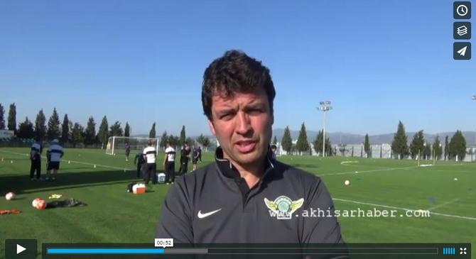 Akhisar Belediyespor, Bursaspor Maçı Hazırlıklarına Başladı