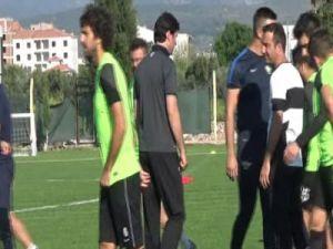 Akhisar Belediyespor'da Bursaspor Hazırlıkları - Alper Uludağ Röportaj