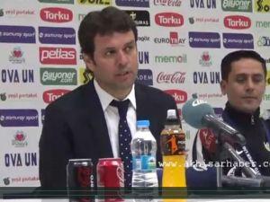 Akhisarspor, Beşiktaş Maçı Ardından (3-3)