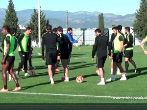 Akhisar Belediyespor, Sivasspor Maçı Hazırlıklarına Başladı, Cihat Arslan Röportaj