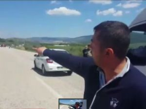 Askeri Araca Saldırıdaki Olayın ilk görüntüleri ve görgü tanıkları