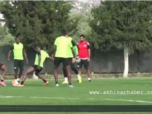 Akhisarspor, Galatasaray Maçı Hazırlıkları, Cihat Arslan Röportaj