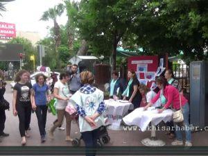 8 Mart Kadın Dayanışma Platformu, Kadın Ele Emeği Pazarı İçin İmza Kampanyası Başlattı