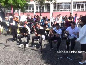 Akhisar'da 19 Mayıs Atatürk'ü Anma, Gençlik ve Spor Bayramı 97.Yılı Kutlaması