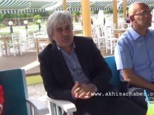 Akhisar Belediye Başkanı Salih Hızlı Gençlerle Buluştu