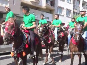 Akhisar'da Atcılar Derneği Muhteşem Şovlarla Açıldı