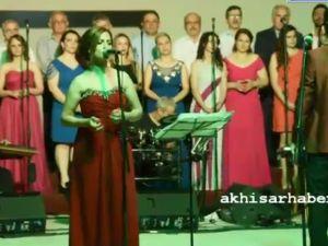 Akhisar Musiki Derneği Yaza Merhaba Konseri