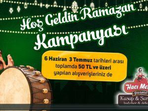 Hacı Memiş Gurme Ramazan Kampanyası