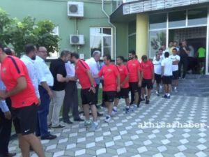 Akhisar Belediyespor'da 2016-2017 Sezonu Başladı